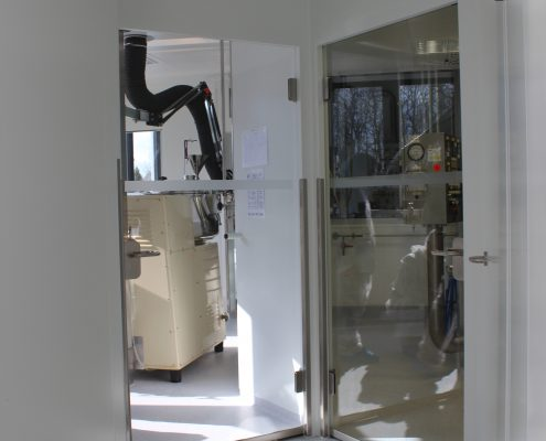 Cleanroom door type D52 3