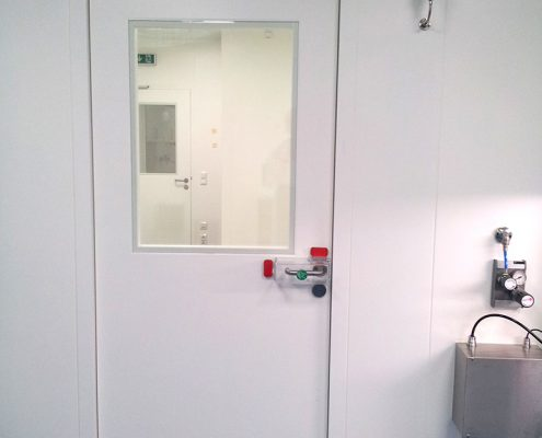 Cleanroom door type D52 1