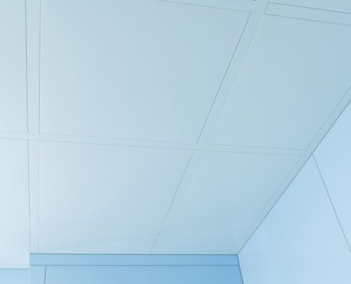 Cleanroom ceiling type VarioAccess non-walkable 2