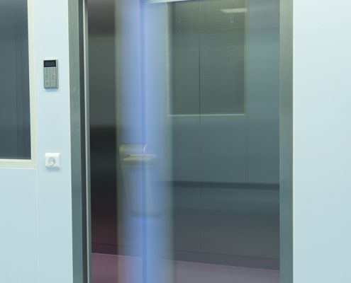 Sliding door type S50-DS 2
