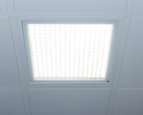 Cleanroom light 1