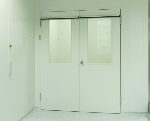 Cleanroom door type D52 5