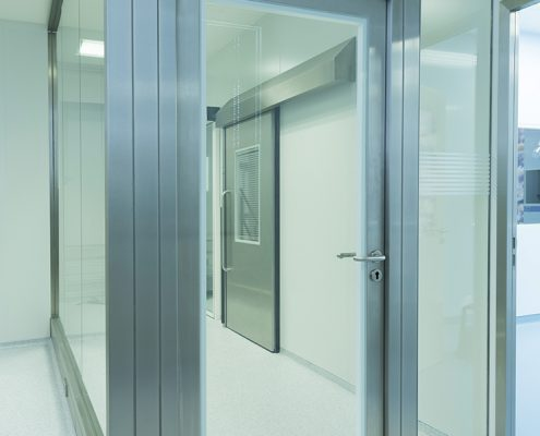 Cleanroom door type D52 6