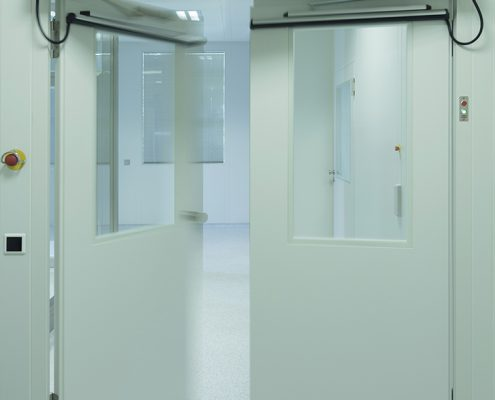 Cleanroom door type D52 7